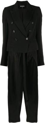 Ann Demeulemeester Detachable Tail Jacket