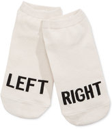 Kate Spade Women's Right/Left No-Show Socks