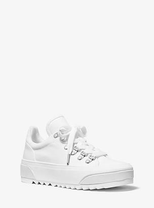 Michael Kors Granger Canvas Trek Sneaker