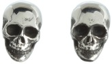 King Baby Studio Skull Post Earrings Earring