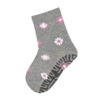 Sterntaler Girl's FLI Sun Blumen Calf Socks