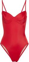 Norma Kamali Mio Underwired Swimsuit - large