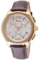 Salvatore Ferragamo Lungarno Chrono Collection FLF960015 Men's Quartz Watch
