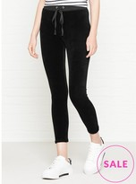 Juicy Couture Track Stretch Velour Legging