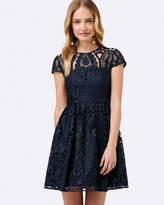 Forever New Jessica Lace Prom Dress