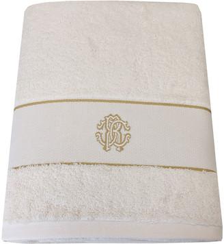 Roberto Cavalli Gold New Italian Bath Sheet