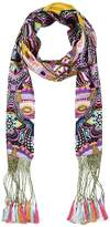 Roberto Cavalli Oblong scarves - Item 46548480