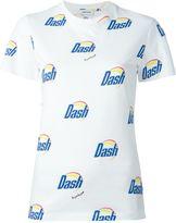 Au Jour Le Jour Dash print T-shirt