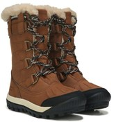 BearPaw Women's Desdemona Waterproof Lace Up Snow Boot