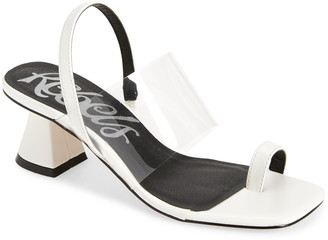 Rebels Karla 2 Block Heel Sandal