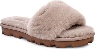 UGG Cozette Genuine Shearling Slipper
