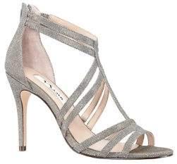 Nina Carlie Textured Sandals