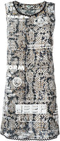 Kenzo Flyers shift dress - women - Viscose - 36