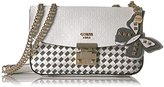 GUESS Flutter Convertible Crossbody Flap