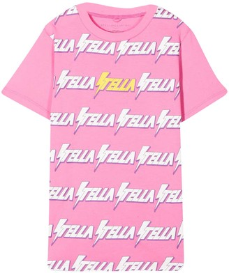 Stella McCartney Kids Pink T-shirt
