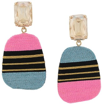 MaryJane Claverol Carmela earrings