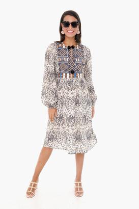 Figue Lucie Short Dress