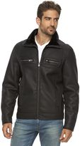 Marc Anthony Men's Slim-Fit Bonded Faux-Shearling Jacket