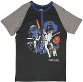 Star Wars STARWARS Old Guard Graphic Henley