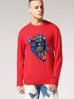 Diesel Sweaters 0WAQT - Red - L