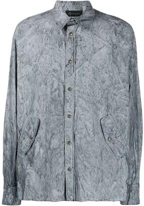 Mr & Mrs Italy coated shirt