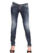 DSquared Super Slim Cotton Stretch Denim Jeans