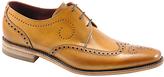 Loake Kruger Derby Shoes, Tan