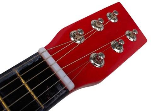 Vilac Red Wooden Guitar