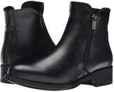 La Canadienne Saria (Black Leather) Women's Dress Boots
