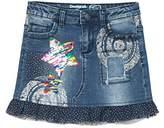Desigual Girl's FAL_ROSSEAU Skirt