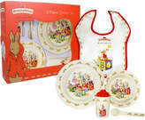 Bunnykins Five Piece Dinner Set Assorted
