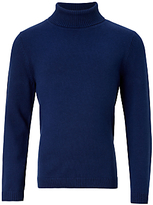 John Lewis Girls' Roll Neck Jumper