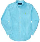 Polo Ralph Lauren Cotton Poplin Shirt (8-14 Years)
