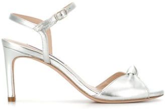 Stuart Weitzman heeled Gloria sandals