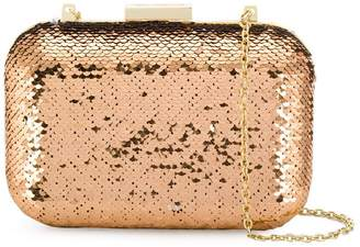 Love Moschino embellished clutch bag
