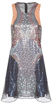 Mary Katrantzou Juno Embellished Silk Dress
