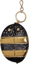 Charlotte Olympia Black Buzz Keychain