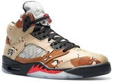 marie matthewso Leather Basketball Shoes Air Jordan 5 Retro supreme supreme bamboo classic stone chino 012316 2 Performance Sports Shoes