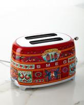 Smeg Dolce Gabbana x Sicily Is My Love Toaster