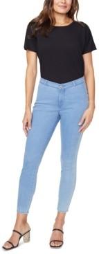NYDJ Ami Contoured-Back Tummy-Control Jeans