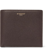 Givenchy - Full-grain Leather Billfold Wallet