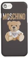 Moschino Bear Tape Iphone 6/6S & 7 Case - Beige