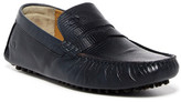 Base London Morgan Snake-Embossed Loafer