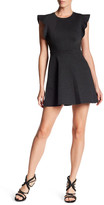 BCBGeneration Fit and Flare Dress