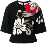 Marni Madder print sweatshirt - women - Viscose - 36