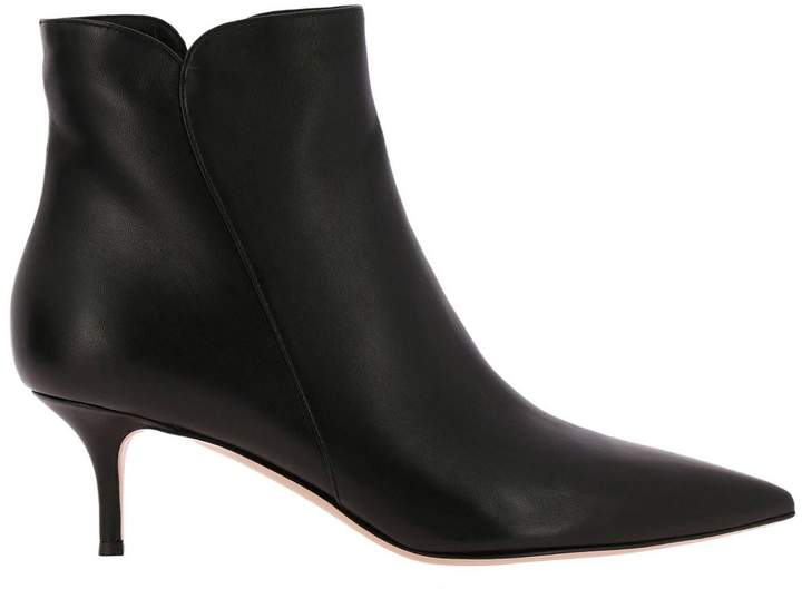 Gianvito Rossi Heeled Booties Shoes Women