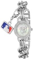 "Game Time Women's MLB-CHM-WAS ""Charm"" Watch - Washington Nationals"