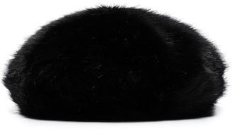 EMMA BREWIN Tonal Faux-Fur Beret