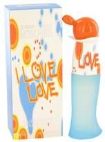 Moschino I Love Love by Eau De Toilette Spray 1 oz