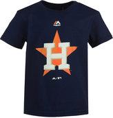 Majestic Kids' Houston Astros Primary Logo T-Shirt